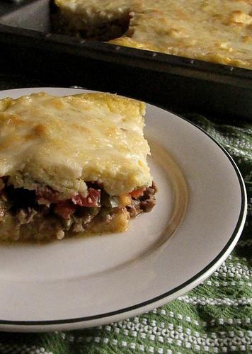 Italian Polenta Bake Recipe 2