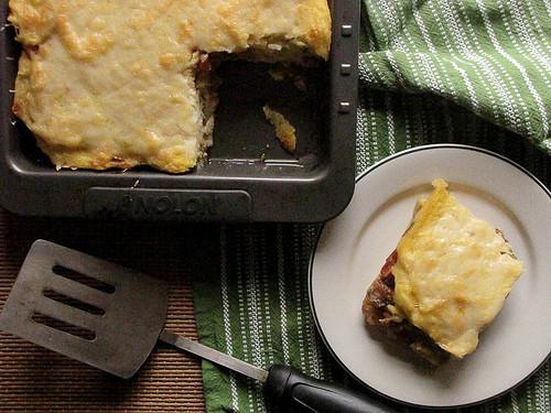 Italian Polenta Bake Recipe 3