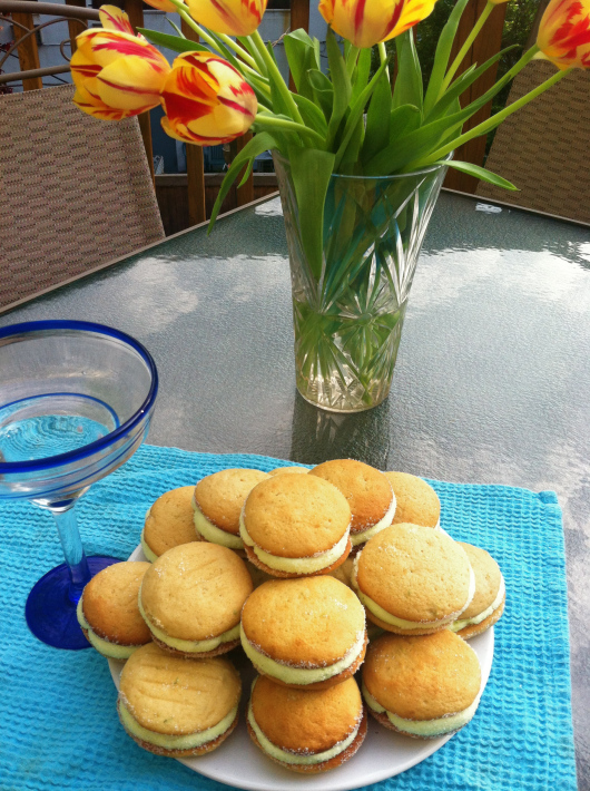 Margarita Whoopie Pies Recipe