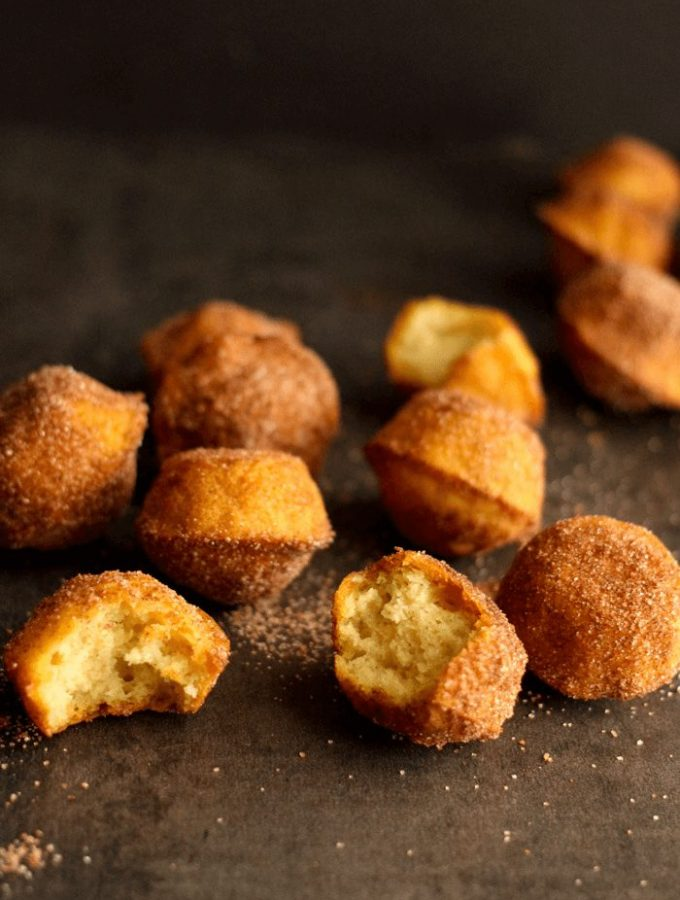 Mini Churro Muffins Recipe