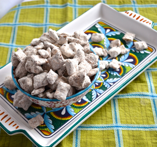 Nutella Puppy Chow Recipe 2