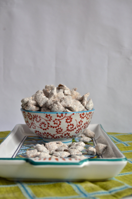 Nutella Puppy Chow Recipe 4
