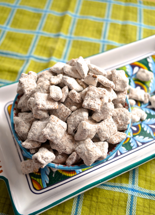 Nutella Puppy Chow Recipe 5