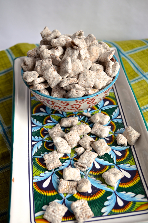 Nutella Puppy Chow Recipe 1