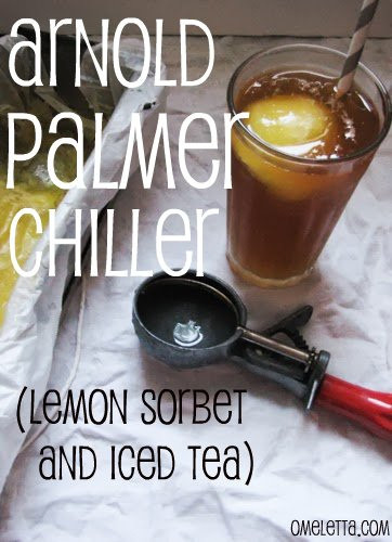 Panna Cotta and Arnold Palmer Chillers Recipe 1