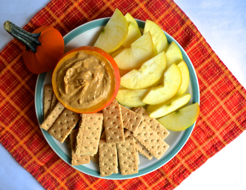 Pumpkin Dip Recipe 1