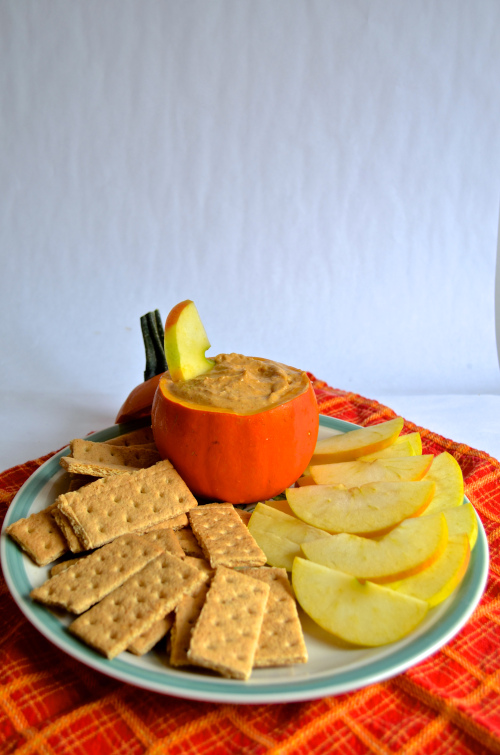 Pumpkin Dip Recipe 4