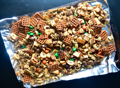 Pumpkin Spice Chex Mix Recipe 1