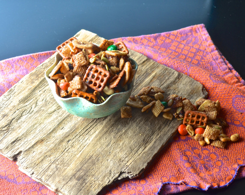 Pumpkin Spice Chex Mix Recipe 2