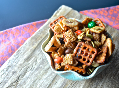Pumpkin Spice Chex Mix Recipe 4