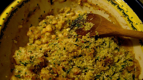 "Shrimp ""cassoulet"" Recipe 2"