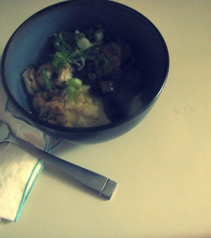Shrimp, Sausage And Grits Recipe