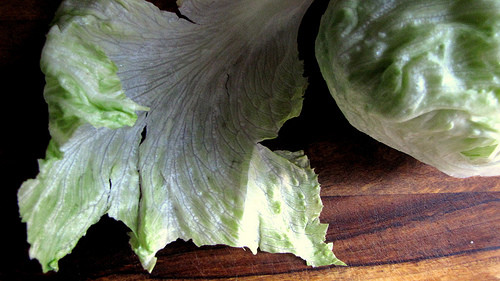 Spicy Chicken Lettuce Wraps Recipe 1