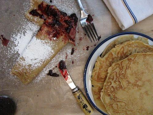 Swedish Pancakes (Pannkakor) Recipe 4