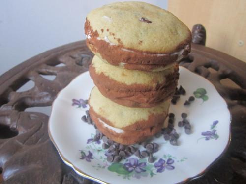 Tiramisu Whoopie Pies Recipe 2