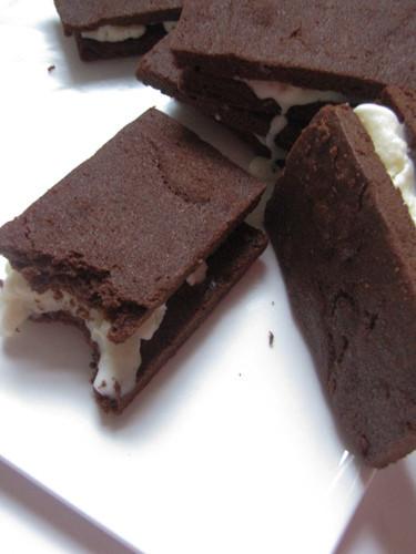 Ice Cream Sandwich Recipe 1