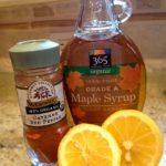 Maple Syrup and Lemon Detox Juice Recipe