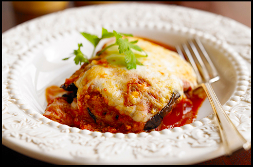 Authentic Italian Eggplant Parmesan Recipe 1