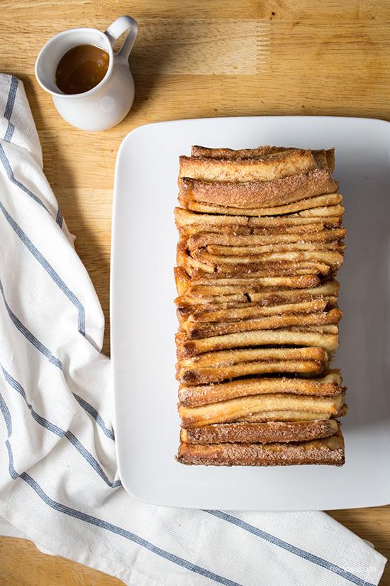 Overnight Pull-Apart Cinnamon Bread Recipe 3