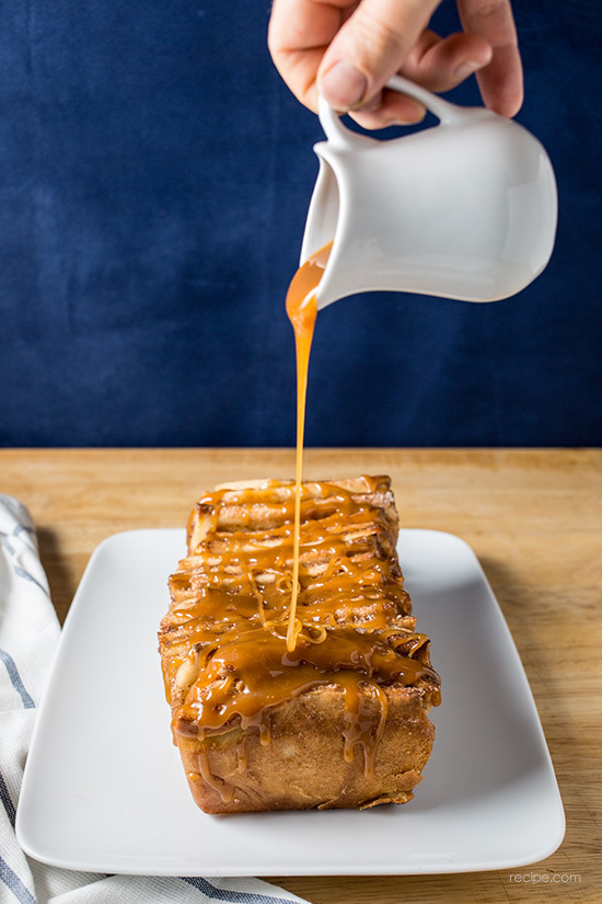 Overnight Pull-Apart Cinnamon Bread Recipe 4