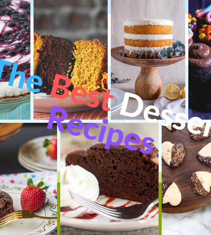 The Best Dessert Recipes