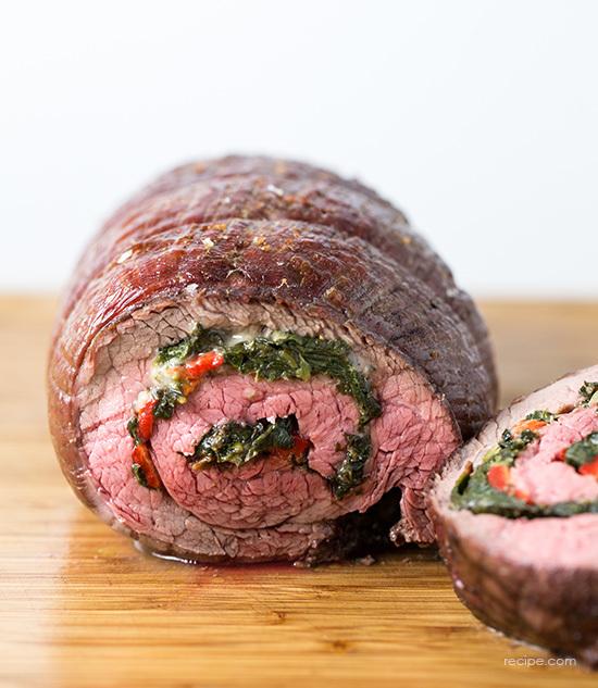 Stuffed Flank Steak Recipe 5