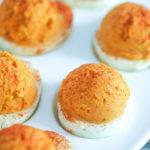 March Madness Deviled Eggs Recipe