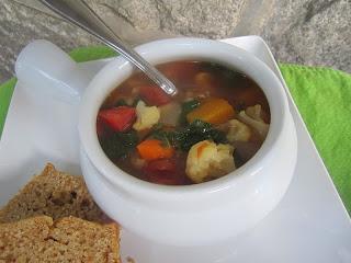Autumn Vegetable Soup Recipe 3