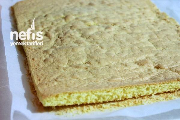 Banana Roll Cake Recipe 3