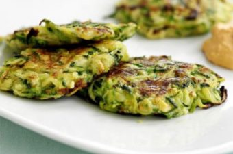 Courgettes (Zucchini) Fritters – Easy Recipe