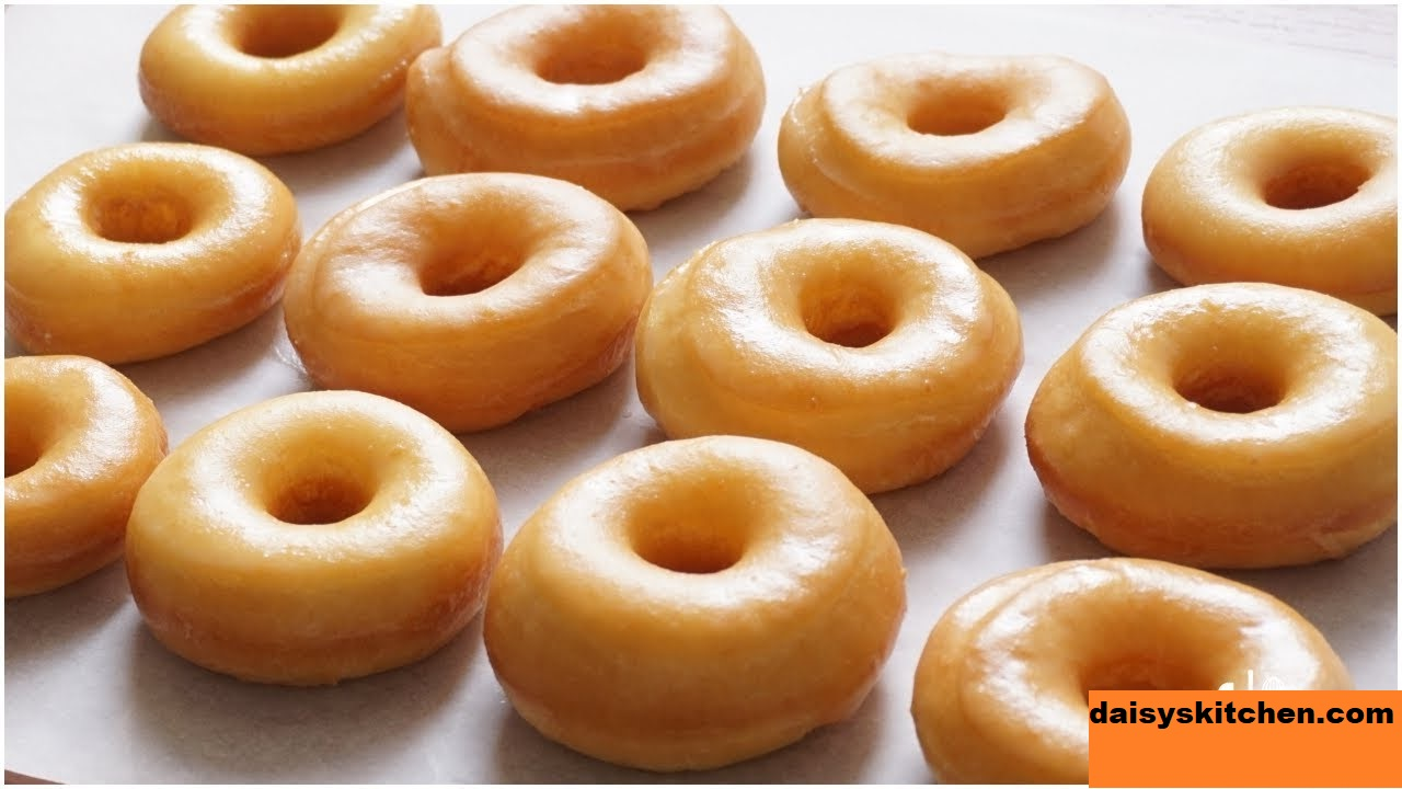 Yeast Easy doughnuts Recipe 1
