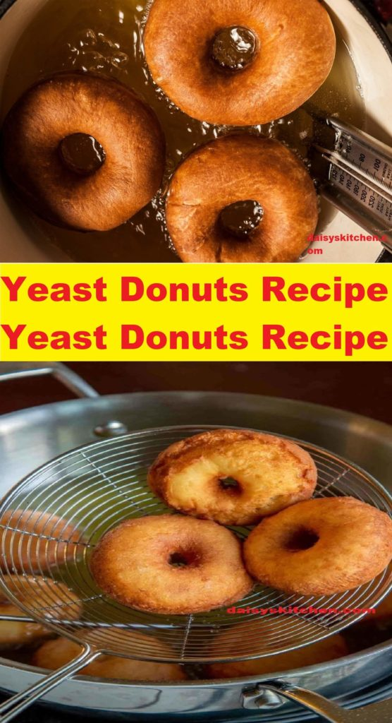 Yeast Donut Recipe