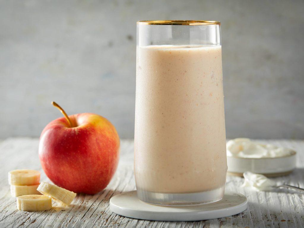 Medlar and Apple Smoothie Recipe