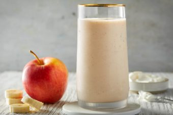 Medlar and Apple Smoothie Recipe